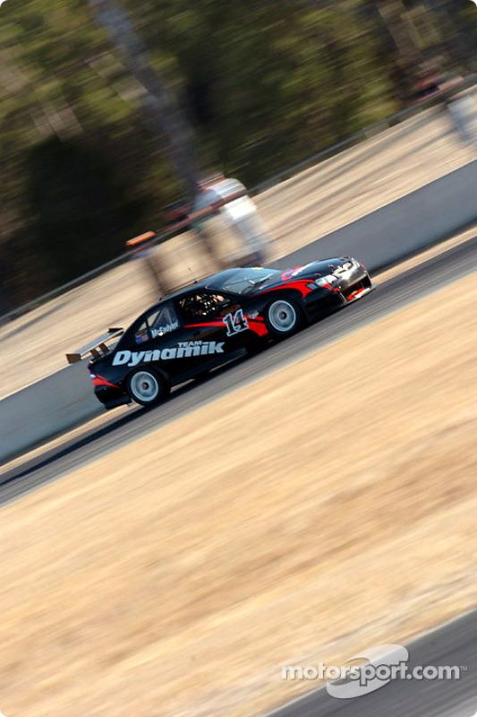 Le nouveau venu Neil McFadyen s'habitue aux V8 Supercars