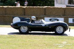 1954 Jaguar D-Type