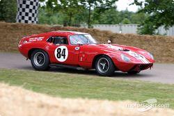 1964 Willment Cobra Coupe