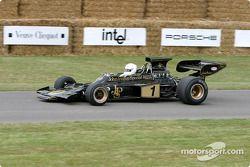 1970 Lotus-Cosworth 72E