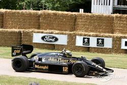 1986 Lotus-Renault 98T