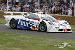 1997 McLaren-BMW F1 GTR Le Mans