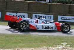 Jochen Mass dans une Penske de 1994