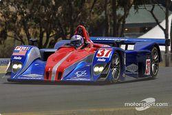 La Lola Judd n°37 de l'Intersport Racing (Jon Field, Michael Durand)