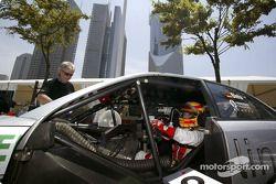 Frank Biela, Team Joest, Audi A4 DTM 2004
