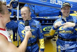 Interview for Petter Solberg