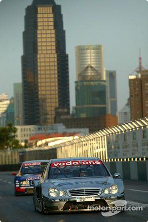 Jean Alesi, Team HWA, AMG-Mercedes C-Klasse 2004