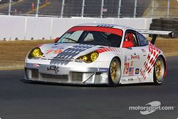 #79 J-3 Racing Porsche 911 GT3RSR: Justin Jackson, Tim Sugden