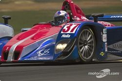 La Lola B160 Judd n°37 de l'Intersport Racing (Jon Field, Michael Duret)