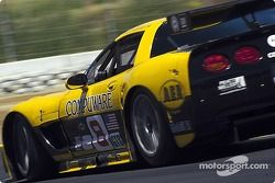 #8 Corvette Racing Corvette C5-R: Boris Said, Dale Earnhardt Jr.
