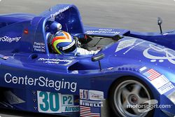 #30 Intersport Racing Lola B2K/44 Judd: Clint Field, Robin Liddell, John Field