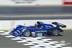#30 Intersport Racing Lola Judd: Clint Field, Robin Liddell, Jon Field
