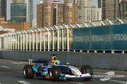Felipe Massa, F1-Fahrer für Sauber