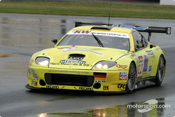 La Ferrari 550 M Maranello n°22 du Wieth Racing (Mark Mayall, Wolfgang Kaufmann, Rob Croydon)