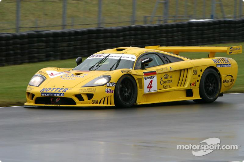 #4 Konrad Motorsport Saleen S7: Toni Seiler, Walter Lechner Jr., Paul Knapfield