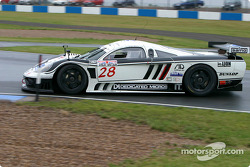 La Saleen S7 n°28 du Graham Nash Motorsport (Paul Whight, Paolo Ruberti, David Leslie)