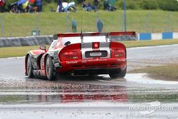 La Chrysler Viper GTS n°10 du Zwaan's Racing (Stéphane Lemeret, Arjan van der Zwaan, Henrik Roos)