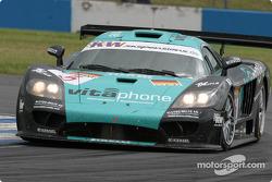 La Saleen S7 n°5 du Vitaphone Racing Team (Uwe Alzen, Michael Bartels)