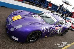 La TVR Tuscan T400R n°154 du Chamberlain-Synergy Motorsport (Bob Berridge, Lee Caroline, Chris Stockton)