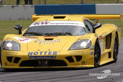 La Saleen S7 n°4 du Konrad Motorsport (Toni Seiler, Walter Lechner Jr., Paul Knapfield)