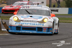 La Porsche 996 GT3 RS n°71 de JWR (David Warnock, Mike Jordan)