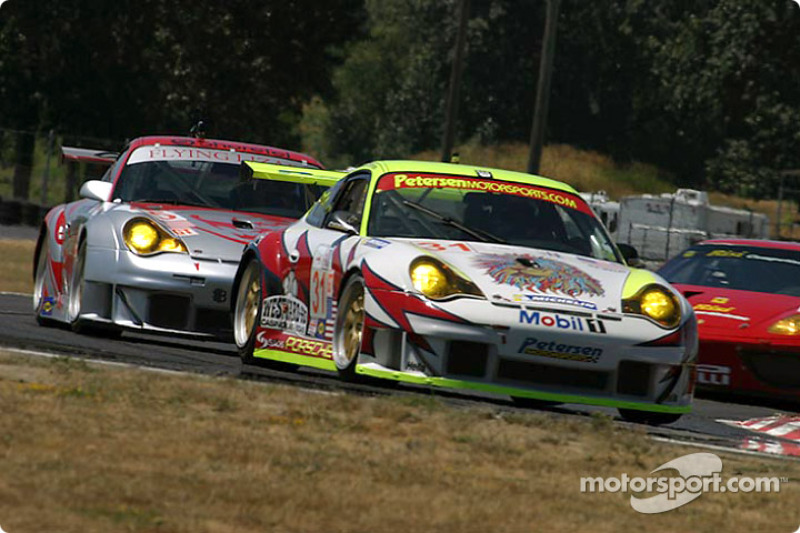 #31 White Lightning Racing Porsche 911 GT3 RSR: Craig Stanton, David Murry, Michael Petersen