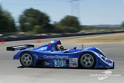 #30 Intersport Racing Lola B2K/44 Judd: Clint Field, Robin Liddell