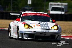 #79 J3 Racing Porsche 911 GT3 RS: Justin Jackson, Tim Sugden