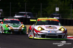 #31 White Lightning Racing Porsche 911 GT3 RSR: Michael Petersen, Craig Stanton, David Murry