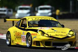 #60 P.K. Sport Porsche 911 GT3 RS: Peter Boss, Hugh Plumb