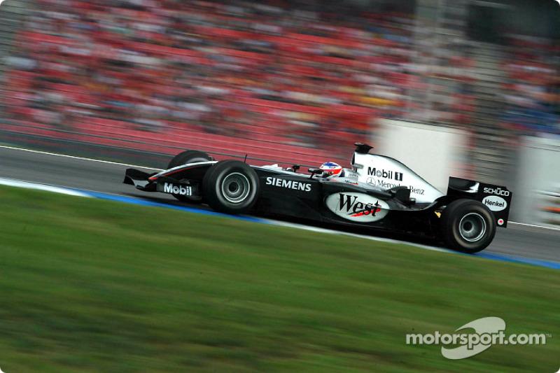 2004 : McLaren MP4-19B
