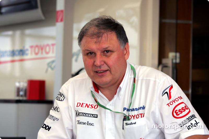 Norbert Kreyer, Toyota