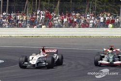 Takuma Sato ve Mark Webber