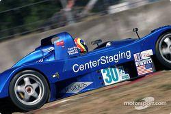 #30 Intersport Racing Lola B2K/44 Judd: Clint Field, Robin Liddell, Jon Field