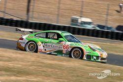 La Porsche 911 GT3 RSR n°66 de The Racers Group (Patrick Long, Cort Wagner)