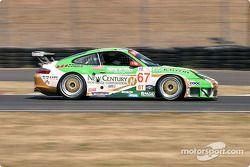 #67 The Racer's Group Porsche 911 GT3RSR: Pierre Ehret, Jim Matthews