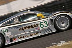 #63 ACEMCO Motorsports Saleen S7R: Terry Borcheller, Johnny Mowlem