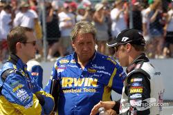 Kurt Busch, Jim Fenning et Matt Kenseth