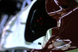 Detalle del BAR-Honda