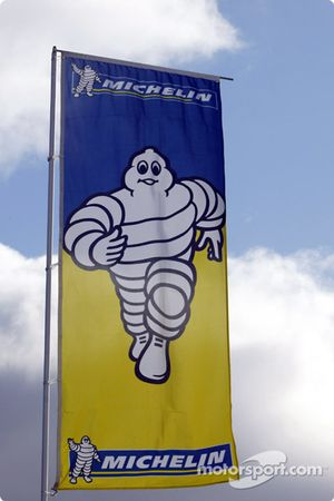 Michelin flag