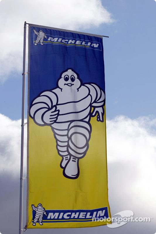 Michelin flag