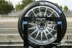 Champion Racing tires