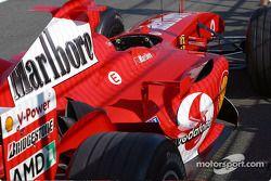 Ferrari technical inspection lineup