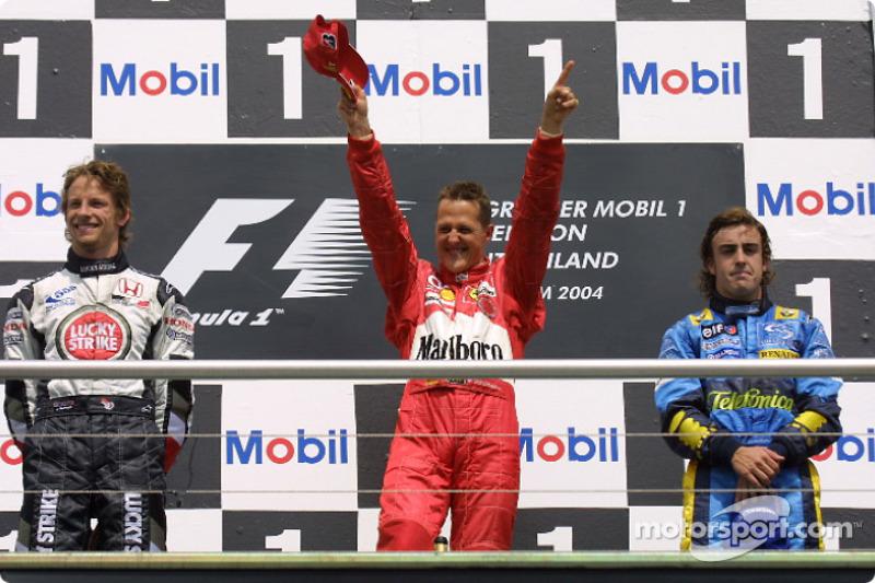 Gran Premio de Alemania 2004