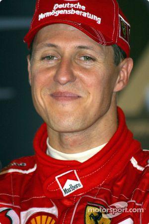 Conférence de presse FIA : Michael Schumacher