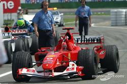 Sieger Michael Schumacher
