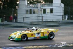 Faggionato, Nicolet-Chevron B21 1972