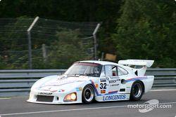 Gaudard, Descoeudres, Piaget-Porsche 935 K2 1978 aux Abords d'Indianapolis Dimanche Matin