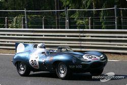 Sellyei, Earle, Wang-Jaguar Type D 1955