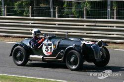 Curtis, Wood, Morris-Frazer Nash Le Mans Replica 1950